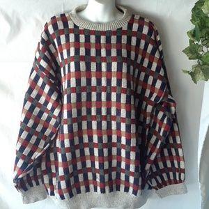 Claybrooke chunky knit  sweater